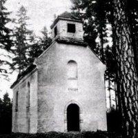 Bečov nad Teplou - kaple sv. Petra
