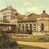 Karlovy Vary - Blanenský pavilon