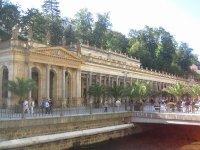 Karlovy Vary - Mlýnská kolonáda |