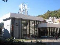 Karlovy Vary - Vřídelní kolonáda |