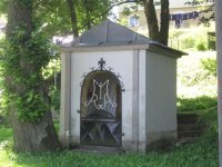 Bochov - kaple Panny Marie  