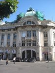 Karlovy Vary - městská spořitelna |