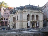 Karlovy Vary - Městské divadlo |