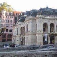 Karlovy Vary - Městské divadlo