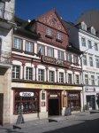 Karlovy Vary - dům Petr |