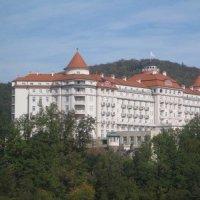 Karlovy Vary - hotel Imperial