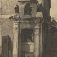 Bochov - kaple Čtrnácti sv. pomocníků