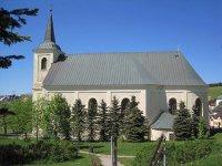 Boží Dar - kostel sv. Anny |