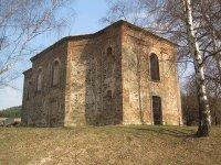 Branišov - kostel sv. Blažeje |