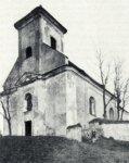 Bražec - kostel sv. Bartoloměje | Bražec - kostel sv. Bartoloměje