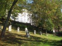 Karlovy Vary - Mozartův park |