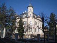 Karlovy Vary - Vila Becher |
