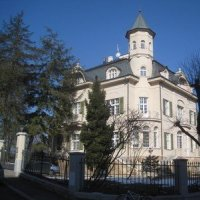 Karlovy Vary - Vila Becher
