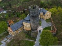 Starý Hrozňatov - hrad a zámek Kinsberg |