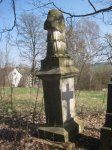 Svinov - socha sv. Jana Nepomuckého |