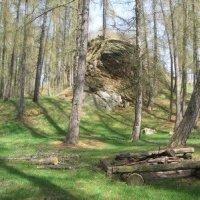 Borek - hrad Štědrý hrádek