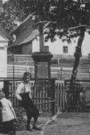 Těšetice - pomník obětem 1. světové válce |