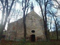 Bukovina - kaple sv. Michaela |