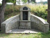 Vodná - pomník obětem 1. světové války   Vodná - pomník obětem 1. světové války