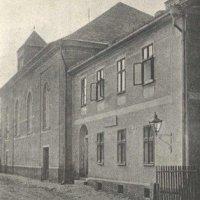 Luka - židovská synagoga
