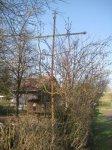 Horní Tašovice - Švédský kříž |