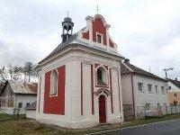 Bystřice - kaple sv. Jana Nepomuckého |