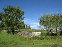 Luka - židovský hřbitov |