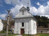 Dolní Hluboká - kaple sv. Prokopa  