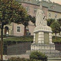 Jáchymov - pomník obětem prusko-rakouské války