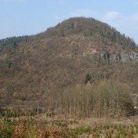 Velichov - hradiště Liščí vrch (Thebisberg)
