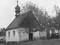 Vřesová - kaple sv. Vendelína | Vřesová - kaple sv. Vendelína