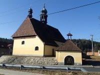 Tatrovice - kostel sv. Erharda |
