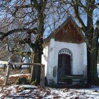 Krásno - kaple Panny Marie Sněžné
