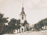 Čistá - kostel sv. Michaela Archanděla | Čistá - kostel sv. Michaela Archanděla