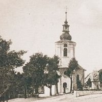 Čistá - kostel sv. Michaela Archanděla