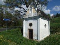 Louka - kaple Panny Marie   Louka - kaple Panny Marie