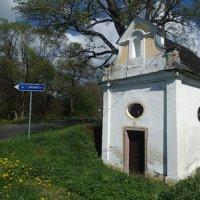 Louka - kaple Panny Marie
