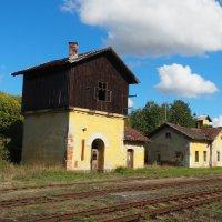 Protivec - železniční stanice