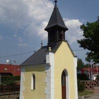 Vintířov - kaple sv. Anny