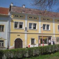Žlutice - Polsterův dům