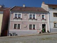 Žlutice - měšťanský dům čp. 137 | Žlutice - měšťanský dům čp. 137