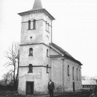 Louka - kostel sv. Václava