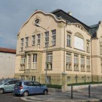 Cheb - Kreuzingerova lidová knihovna