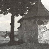 Horní Slavkov - kaple sv. Josefa