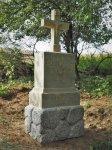 Semtěš - pískovcový kříž | Semtěš - pískovcový kříž