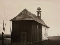 Horní Slavkov - kaple sv. Josefa | Horní Slavkov - kaple sv. Josefa