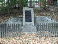 Nadlesí - pomník obětem 1. světové války | Nadlesí - pomník obětem 1. světové války