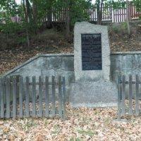 Nadlesí - pomník obětem 1. světové války