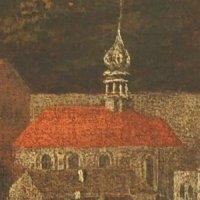Žlutice - zámecká kaple sv. Václava