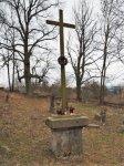 Skoky - hřbitovní kříž   Skoky - hřbitovní kříž